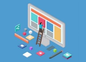 Website speed can be affected by web page builders